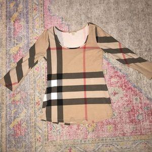 Burberry Brit blouse